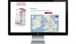 Aspire website