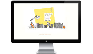 Lottie Whites website