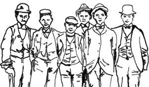 Illustration people 1