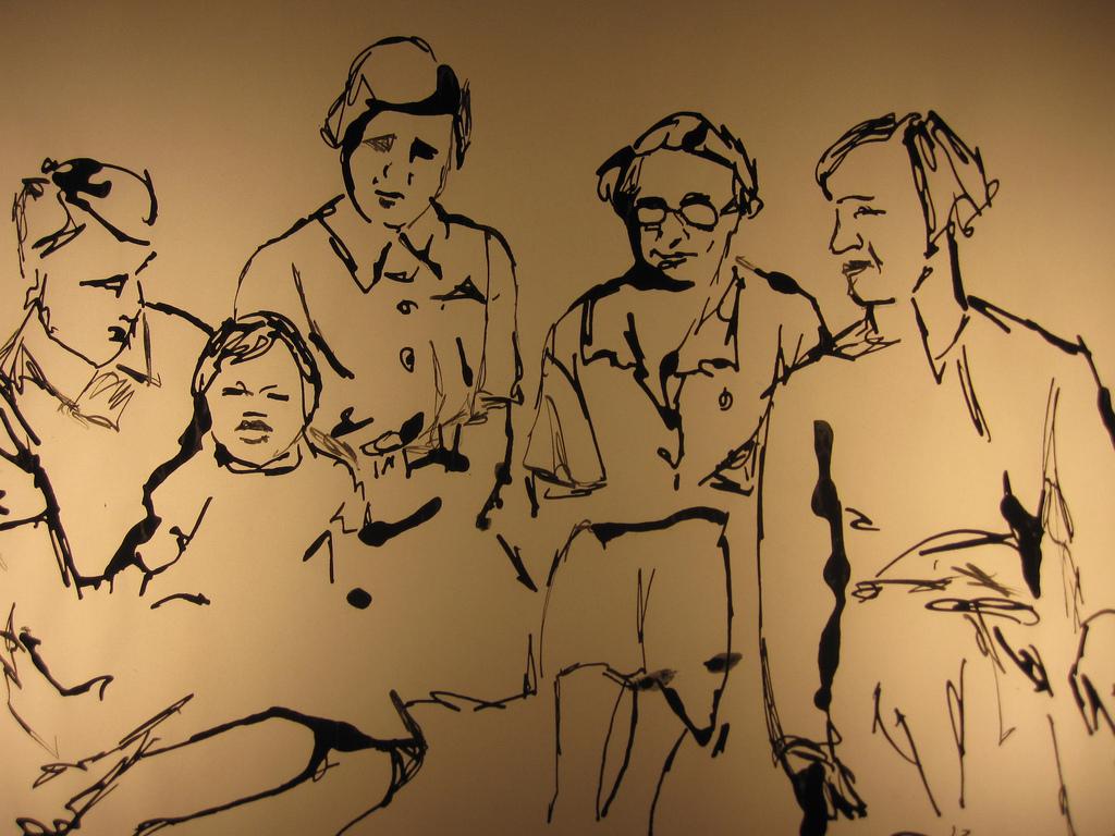 illustration-4women-andababy