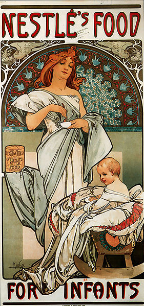 281px-Mucha-Nestlé's_Food_for_Infants-1897